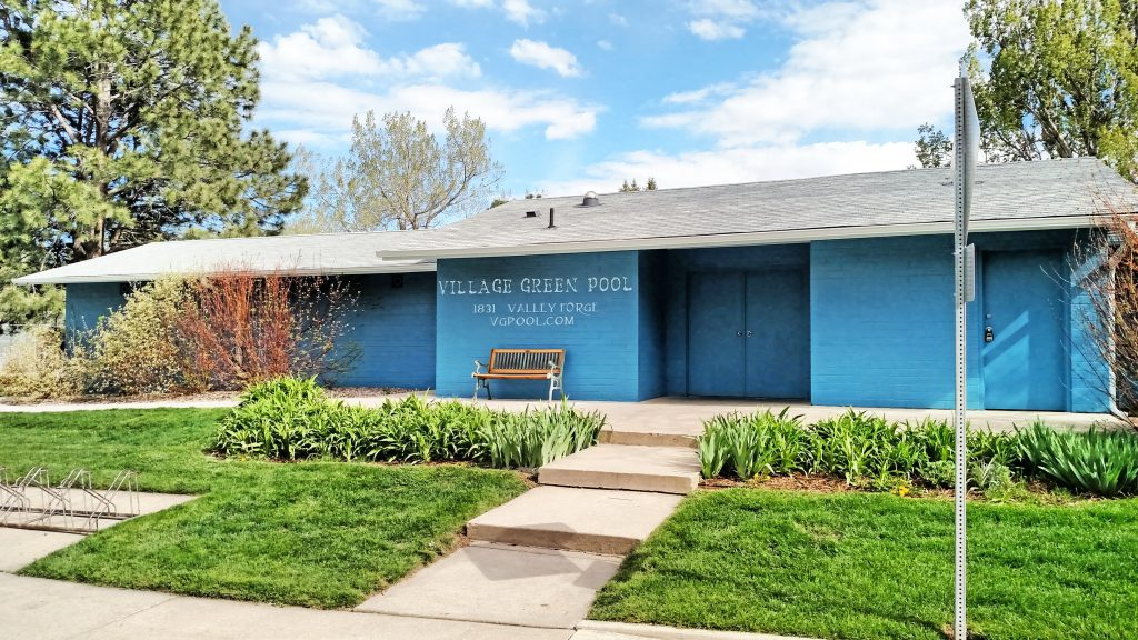 fort collins premier neighborhood outdoor pool and tennis facility